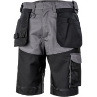 "Vorschau: Shorts ""EXPERT 360°"" - albatros® grau/schwarz"