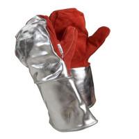 Vorschau: Schweißer-Arbeitshandschuhe TEGERA® 507-822, 600°C Schutz,10