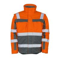 Vorschau: Pilotjacke Loreto MASCOT®SafeCompete orange/anthrazit