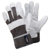 Vorschau: Allround-Arbeitshandschuhe TEGERA® 51 schwarz/weiß