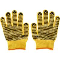 """Vorschau: Kinder-Handschuhe """"KIDS X9100"""" 100% Baumwolle mit PVC-Noppen"""
