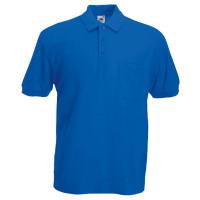 Vorschau: Pocket Polo 65/35 180g/m² - 63-308-0 - FOL® white