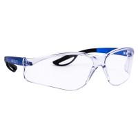 """Vorschau: Schutzbrille """"RAPTOR"""" - INFIELD® Blau"""