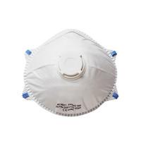 Vorschau: Basic-Atemschutzmaske / Feinstaubmaske mit Ventil FFP2 V