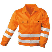 """Vorschau: Warnschutz-Bundjacke """"ALOIS"""" - SAFESTYLE® orange"""