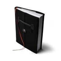 """Vorschau: Notizbuch mit Einband und Kalendarium """"ROLF"""" - FHB®"""