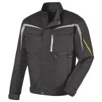"Vorschau: Workwear Bundjacke ""Arkansas"" - 4PROTECT® grau/schwarz"