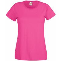 """Vorschau: Lady Fit Valueweight-T-Shirt """"F288N"""" 100% BW - FOL®"""