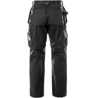 """Vorschau: Zip-Off Handwerkerhose """"242 PS25"""" - FRISTADS® schwarz"""