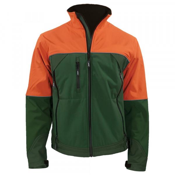 Forstschutz Softshell Jacke