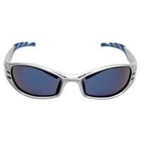 """Vorschau: Schutzbrille """"FUEL"""" PC blau, verspiegelt - 3M®"""