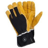 Vorschau: Arbeitshandschuhe TEGERA® 139 gelb/schwarz