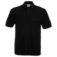 Vorschau: Pocket Polo-Shirt 65/35 180g/m² - 63-308-0 - FOL®