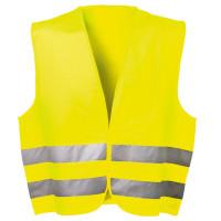 "Vorschau: Polyester-Warnweste ""BASIC"" Kl. 2 - EN ISO 20471:2013"
