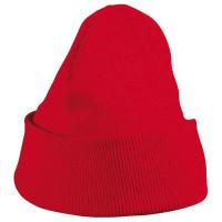 Vorschau: Knitted Cap MB7500 - myrtle beach - red