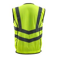 Vorschau: Warnschutz Verkehrsweste Wingate MASCOT®SafeSupreme