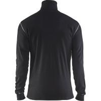 """Vorschau: Multinorm-Unterhemd """"4898"""" SAFE - BLAKLÄDER® schwarz"""