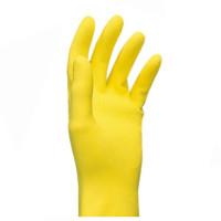 "Vorschau: Naturlatex Handschuhe ""ALTO"" 32cm, gelb - MAPA®"