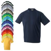 Vorschau: T-Shirt Round-T Heavy - James & Nicholson®